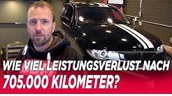 Wie viel Leistungsverlust nach 705.000 KM? BMW 116i auf dem Prüfstand - BBM Motorsport