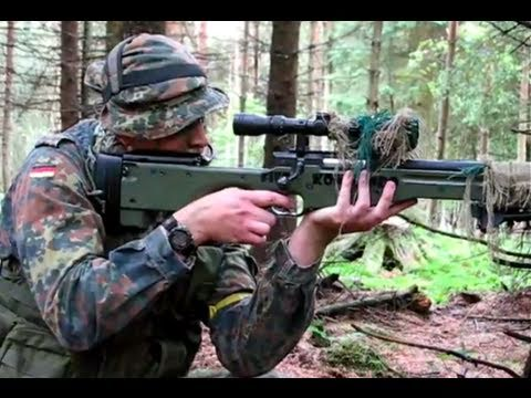 Airsoft War L96 Sniper Action MP44 MP5 G36C Scotland