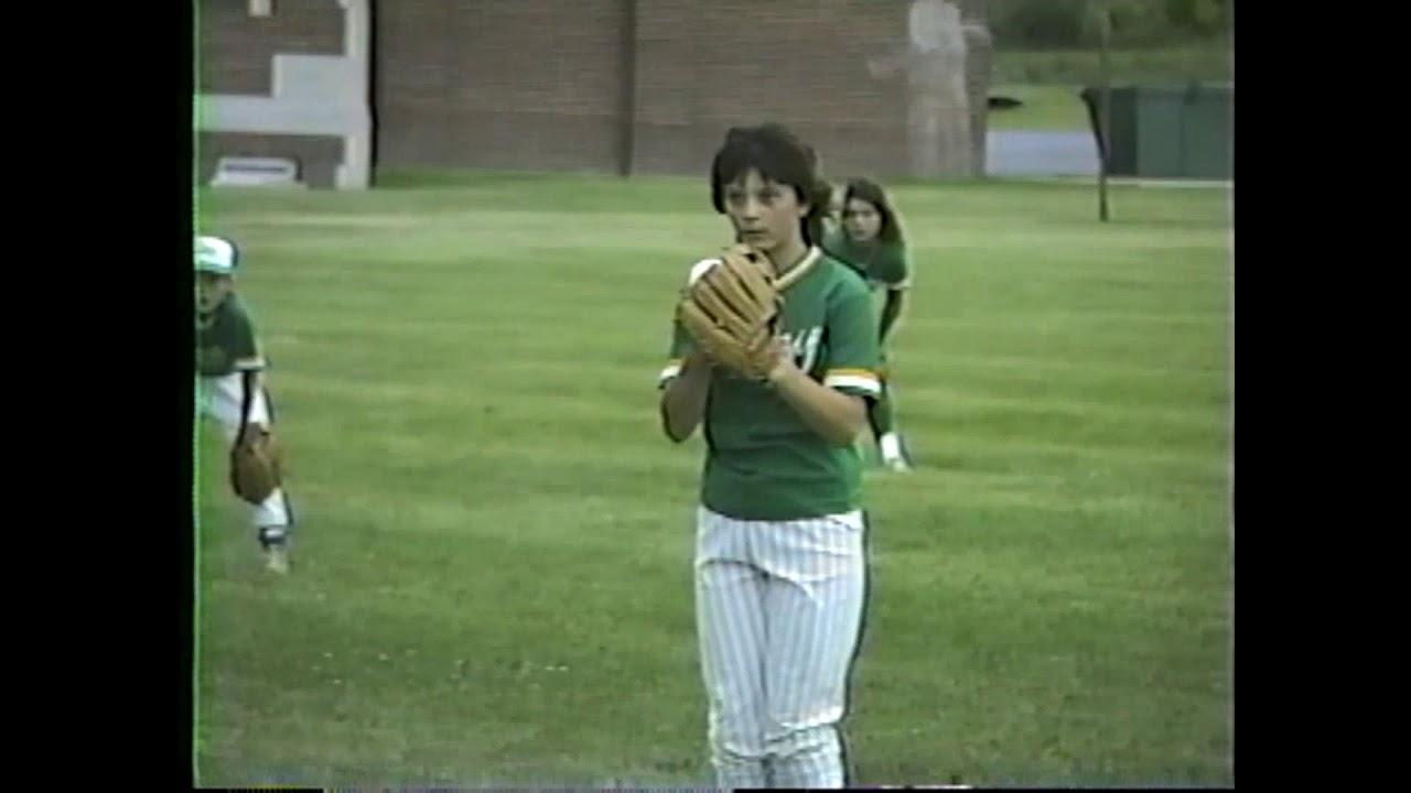 Champlain - Chazy Peewee Softball  6-26-87