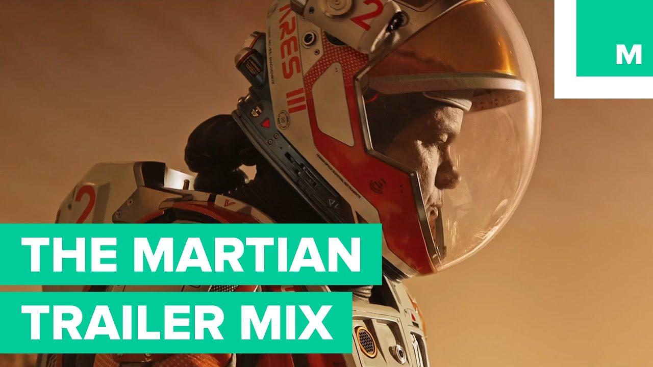 'The Martian' Recut as a Musical Comedy  Trailer Mix