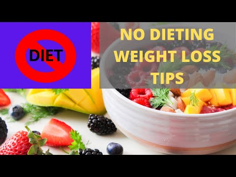 HOW TO LOSE WEIGHT FAST WITHOUT DIETING | WEIGHT LOSS TIPS 💪