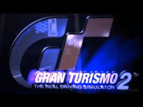 Gran Turismo 1 - 6 Opening Movies 【HD】1080P
