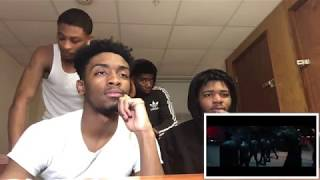 Offset-Red Room(Official Music Video) Reaction