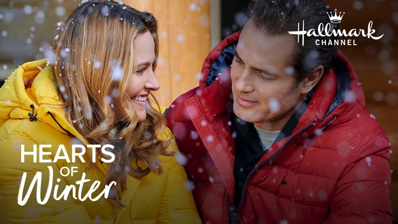 Preview - Hearts of Winter starring Jill Wagner, Victor Webster, and Rukiya Bernard