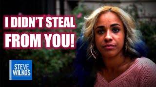 I CAN'T TRUST MY CHILDREN, DID THEY STEAL FROM ME?   Steve Wilkos