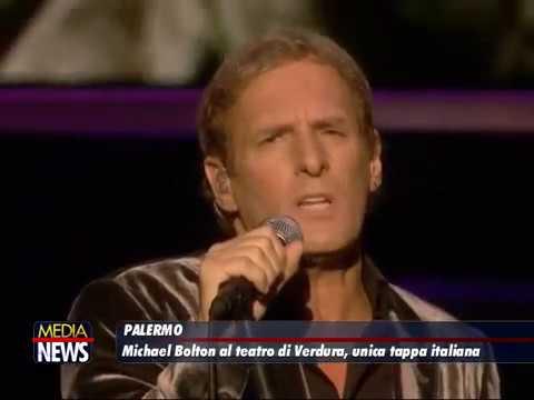 Palermo, in arrivo Michael Bolton al Teatro di Verdura