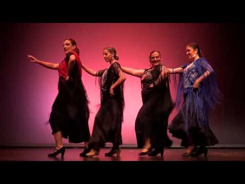 TU BOCA. FLAMENCO (Rumba). DWO, V Festival de Devadasi Dance Studio.