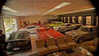 Dream Garage - Showroom  - Aston Martin - Porsche - Lamborghini - Mercedes - Mclaren  And More