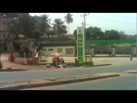 Congo Cross & Murray Town Road..MOV