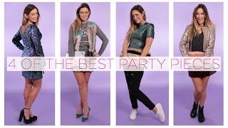 4 Of The Best Party Pieces | High Street Edit S2E3/8