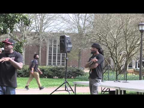 Scene@W&M: Rap with JBdaPilot