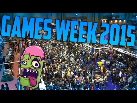 MILANO GAMES WEEK 2015