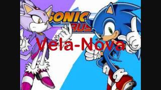 Sonic Rush- Vela Nova Parts 1 and 2
