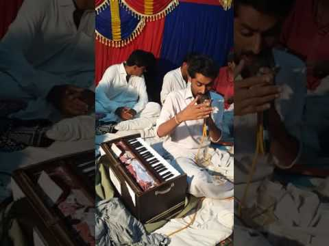 Siraiki song singer Faiz Ahmed Samejo a best singer of Jati town district sujawal