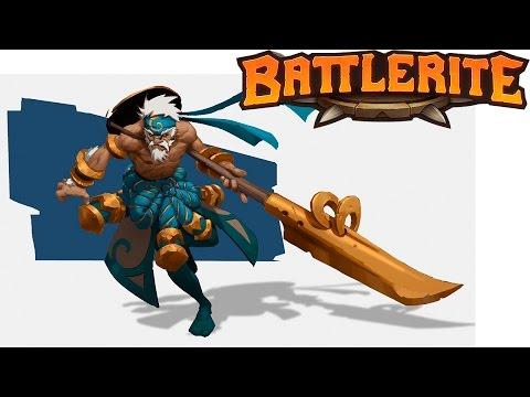 видео: battlerite ►Пудж наоборот