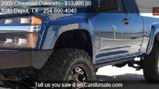 2005 Chevrolet Colorado EXT CAB 125.9