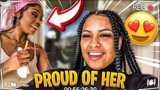 Proud Of Her ❤️ (Keep Up With Me Ep. 3)