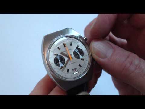 BREITLING vintage wristwatch, circa 1970