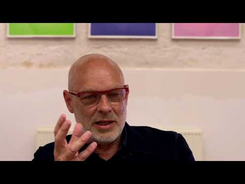 Brian Eno on Berlin, Pop-Kultur festival and BDS