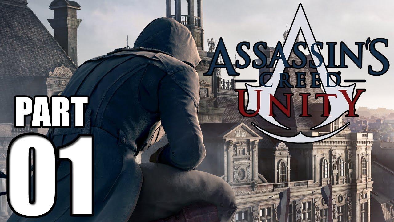 Assassin S Creed Unity Walkthrough Gameplay Part 1 Memories Of