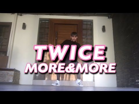 """TWICE """"MORE & MORE"""" 
