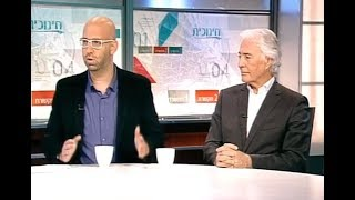 """היועץ האסטרטגי משה קלוגהפט ועו""""ד ציון אמיר בדיון על האסטרטגיה התקשורתית של נתניהו"""