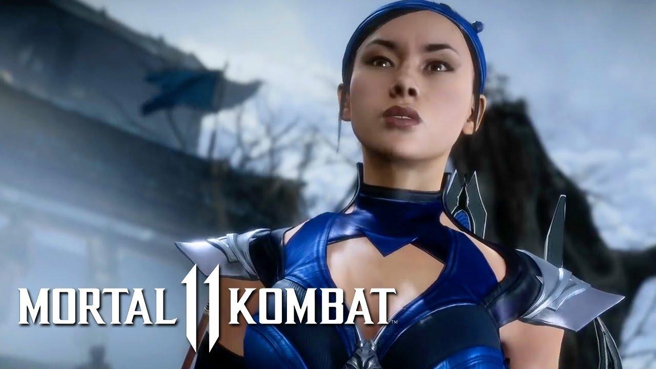 Mortal Kombat 11 Official Kitana And D Vorah Gameplay Reveal
