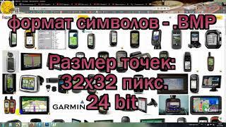 Домашние уроки по навигации Пользовательские маршрутные точки в навигаторах Garmin
