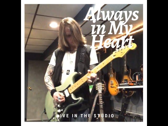 Always in My Heart (Live in the Studio)