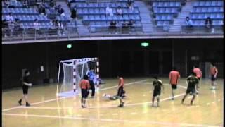 【ハンドボール】 筑波 2007 motivation video