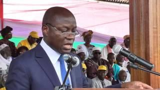 Célébration de la fête de l'indépendance de la Guinée Bissau  le 24 septembre 2016