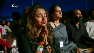 Nirvana Shatakam live at Mahashivratri 2020 | Isha yoga center
