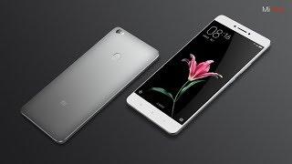 [News] Xiaomi Mi Max 2 เตรียมเปิดตัวให้เหล่าสาวกได้จับจองกับจอ 6.4 นิ้วและแบตเตอรี่ 5,000mAh