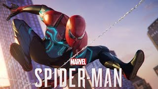 Spider-Man: Homecoming suit