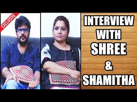 After Theri I Am Acting In Vijay 61 With Thalapathy : Actor Shree & Wife Actress Shamitha Interview