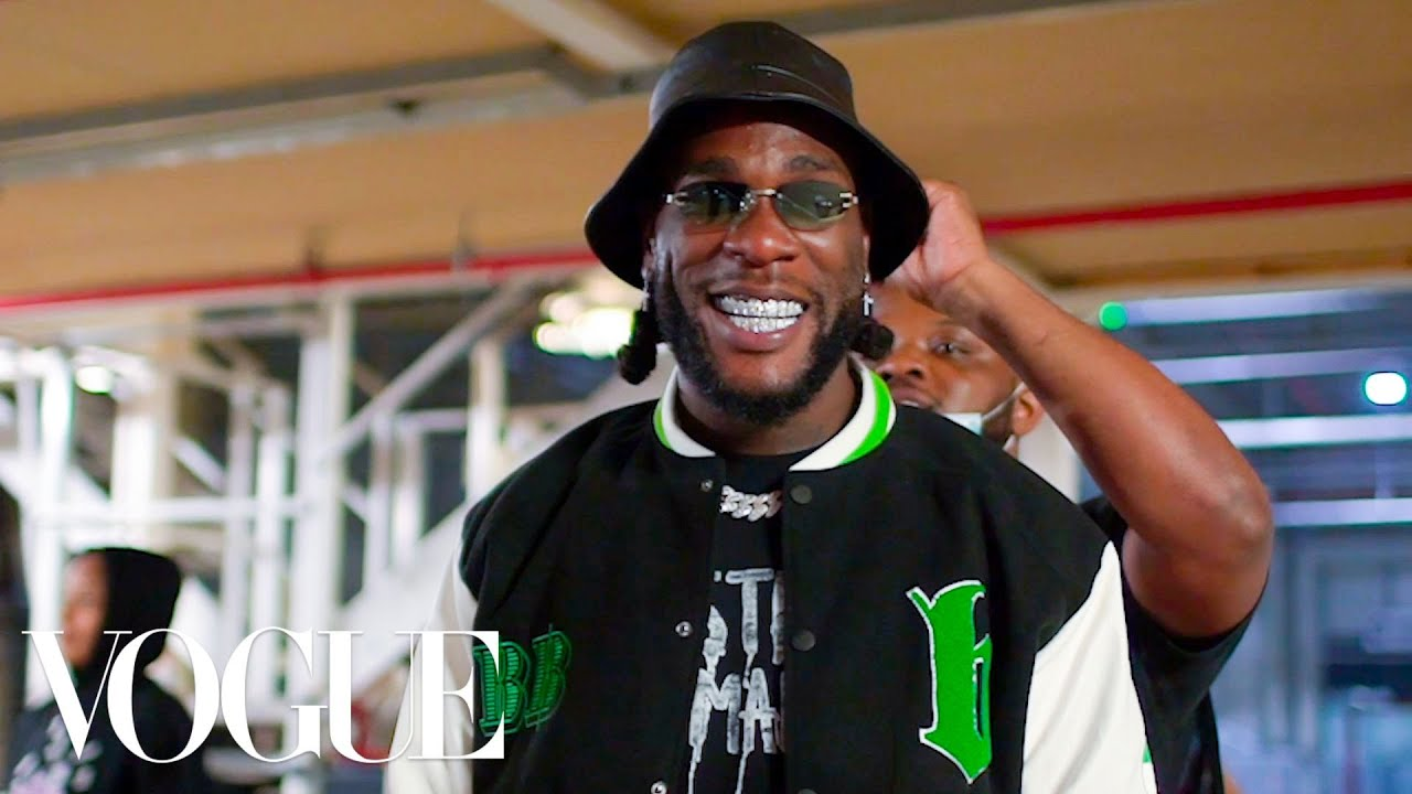 24 Hours with Burna Boy | Vogue