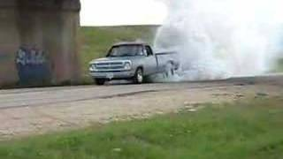 Mopar Burnout