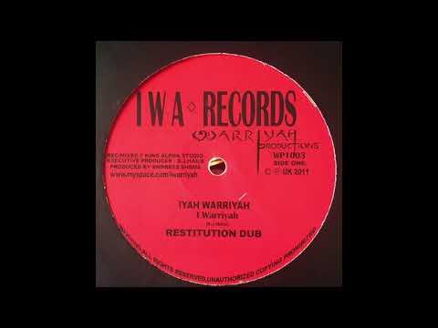 Restitution Dub - I Warriyah  - IWA Records - Warriyah Productions WP1003