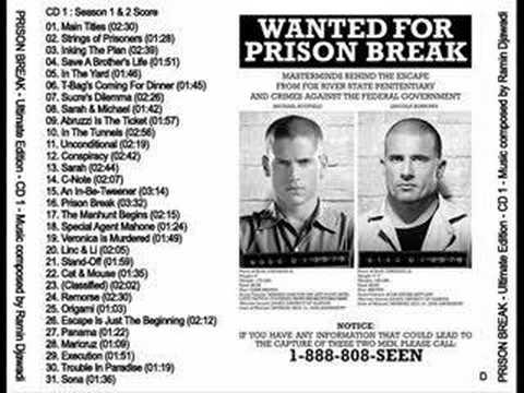 Prison Break soundtrack