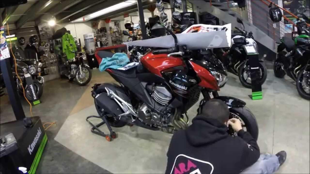 personalisation moto z800 kit deco