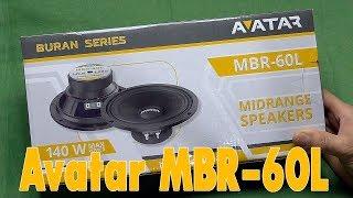 Avatar MBR 60L распаковка, обзор, прослушка с твитером, сравнение, отзыв, рекомендации