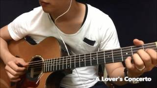 A Lover's Concerto - Finger Style