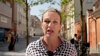 Merete Riisager - hver 5. lærer udsættes for vold