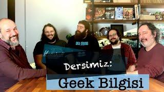 Geek Nedir? Ciyk diye mi okunur? İlk Geekler Kimlerdir?
