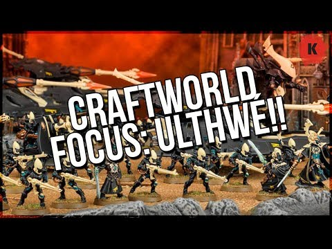 Craftworld Focus: Ulthwé! I Am... Really Underwhelmed. Really, Really Underwhelmed