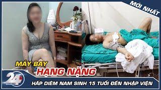 """Lái Máy Bay U60, Thanh Niên 15 Tuổi Bị """"Nhún Nhảy"""" Nhiều Ngày Đến """"G.Ã.Y CHUỐI"""""""