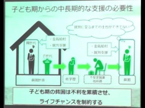 「さらば、貧困。『学び』で取り戻す未来」人文社会科学部 学生研究成果発表会 2013 - 静岡大学