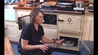Mandy Gooden at the Kitchen Range