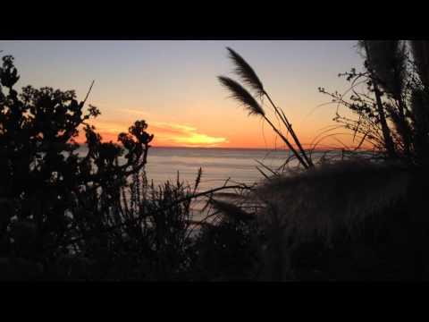 Sunset @ Lucia California (Big Sur)