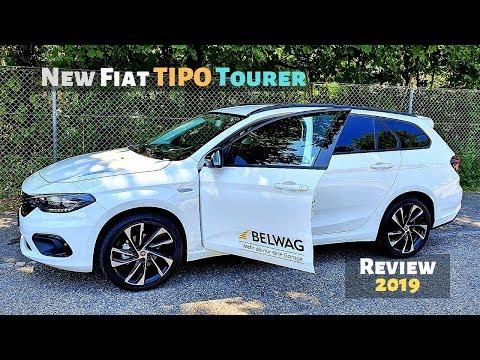 New Fiat TIPO SW Estate Touring 2019 Review Interior Exterior